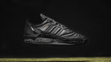 新聞分享 / 大師級作品再現 The Shoe Surgeon x adidas Copa Rose Lux 將於巴黎時裝周販售