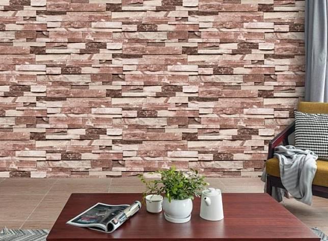 5 Wallpaper Dinding Ruang Tamu Minimalis Paling Menawan Dekoruma Com Line Today