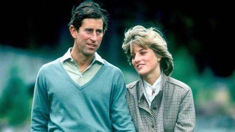 Kesan Pertama Putri Diana Saat Bertemu Pangeran Charles