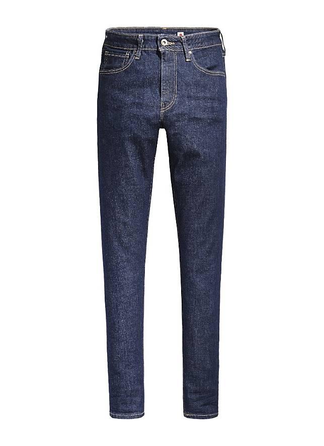 女裝721高腰緊身牛仔褲(互聯網)