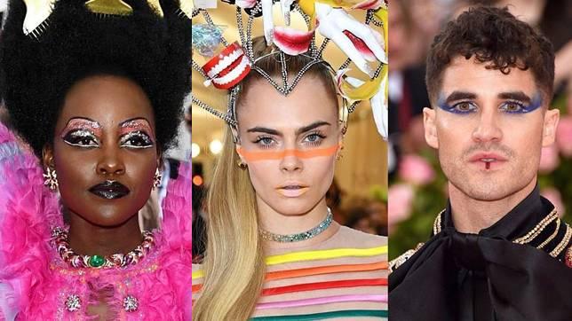 Inilah 5 Makeup yang Mendapatkan Perhartian di Met Gala 2019