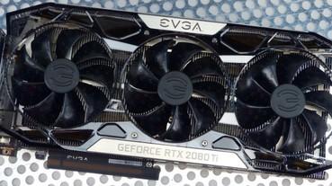 個性化配件、拉高功耗限制,EVGA 最強 GeForce RTX 2080 Ti FTW3 Ultra Gaming 顯示卡評測