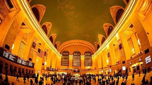 5 Stasiun Kereta Api di Dunia dengan Desain Megah