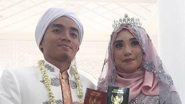 Salmafina Khairunnisa dan Taqy Malik
