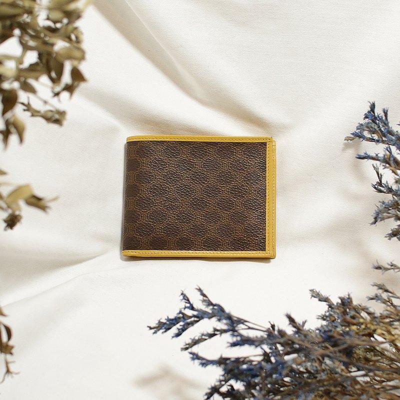 Back to Green:: CELINE 短夾 vintage wallet
