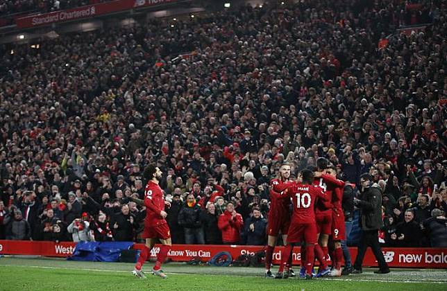 Liverpool. Reuters