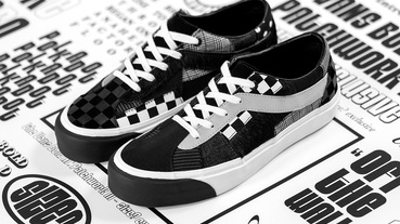 新聞分享 / 聯名第三彈 Vans Bold Ni 'Patchwork III' – Size? 有 13 種不同圖案、材質紋理