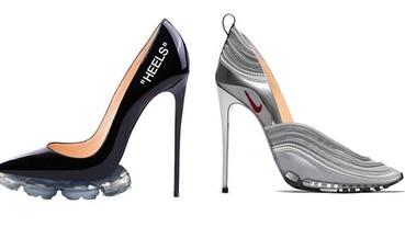 女友穿這雙性感嗎?國外設計師帶來多款「潮流高跟鞋」