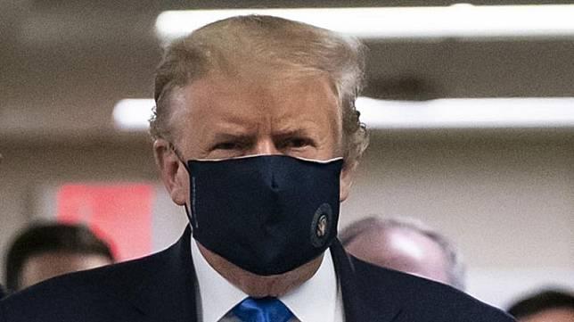 Presiden AS, Donald Trump. (Foto: AFP)