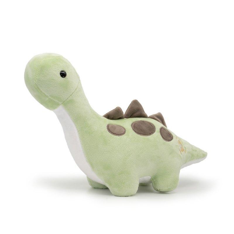 Bellzi®恐龍絨毛動物 Bronti 長頸龍 Bellzi®設計:Bellzi®的動物們都超級柔軟、令人喜愛、無法隱藏的可愛!每一個角色都是原創設計,使用最柔軟、品質最好的絨毛布料,創造超級優等、