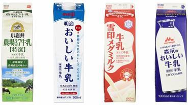 日本最好喝的牛奶排行榜公布!第一名果然是它