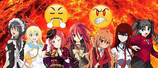 7 Karakter Cewek Anime Tsundere Paling Disukai Wibu, Galaknya Bikin Sayang!