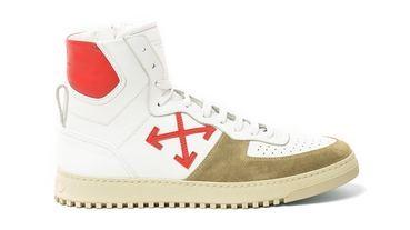 OFF-WHITE全新70s Sneaker High鞋款正式上架