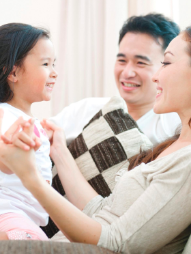 Bí quyết giữ gia đình ấm êm