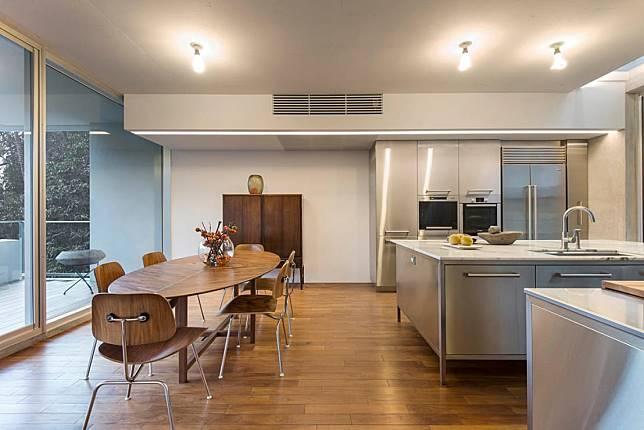 6. 俐落的大廚房