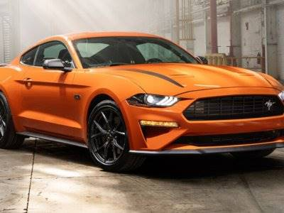 Kepolisian Pasadena Beli Ford Mustang Terbaru Dengan Uang Tilang