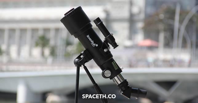 รู้จักกับกล้องโทรทรรศน์ชนิดต่าง ๆ และสอนวิธีการใช้งาน