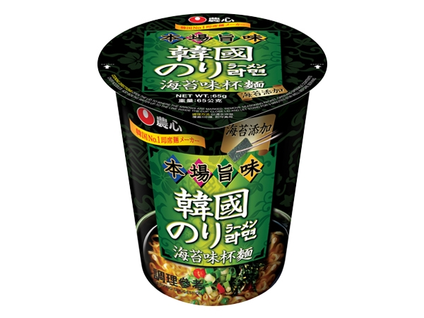 韓國 農心~海苔味杯麵(65g)【D263738】進口/泡麵/團購,還有更多的日韓美妝、海外保養品、零食都在小三美日,現在購買立即出貨給您。