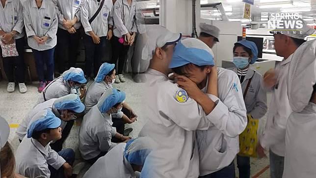 สู้ๆนะทุกคน ! พนักงานถูกเลิกจ้าง หลังโรงงานใหญ่ต้นๆ ในนิคมสินสาคร ยังโดนพิษเศรษฐกิจ