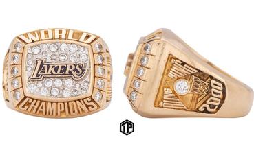 Kobe Bryant 「NBA 冠軍指環」以20 萬美元賣出!