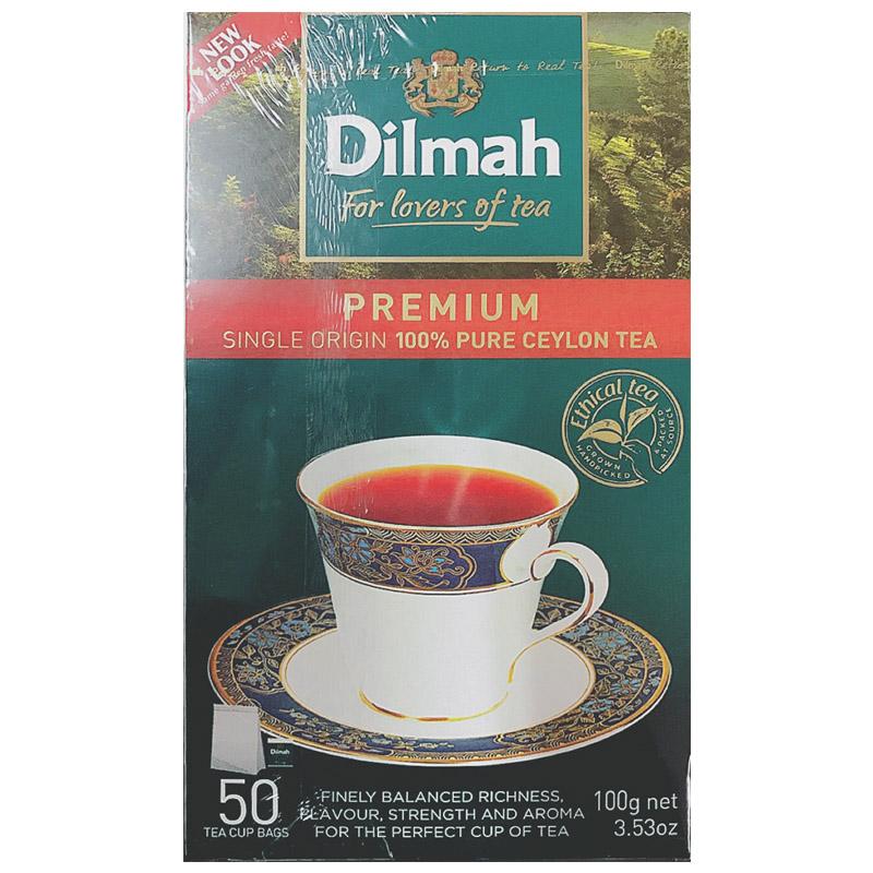 帝瑪錫蘭紅茶