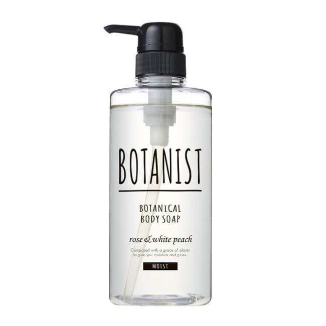 BOTANIST 植物性沐浴乳(滋潤型) 490ml