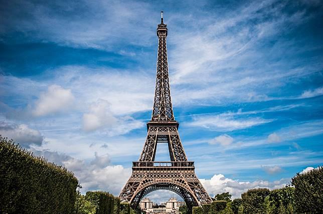 艾菲爾鐵塔法國