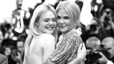 新舊世代的實力派金髮女神!妮可基嫚Nicole Kidman與艾兒芬妮Elle Fanning