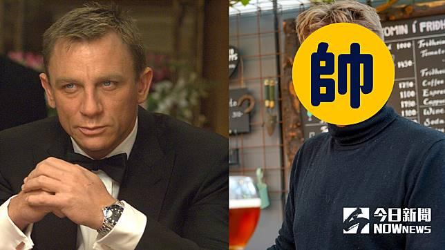 ▲ 農場主人激似007電影男主角。(圖/翻攝自James Bond 007粉專,記者謝美伶攝)