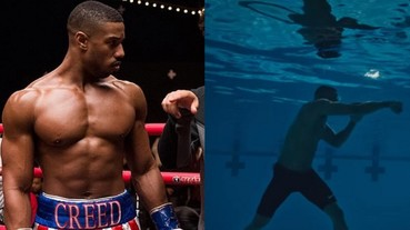 這次訓練更狂!《金牌拳手 2》釋出首支預告 麥可·B·喬丹潛入水中練拳實在太帥!