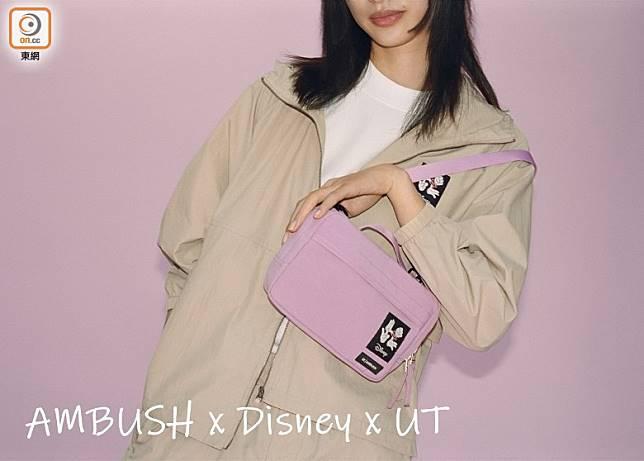 AMBUSH x Disney x UT Zip Up Jacket、Handbag(互聯網)