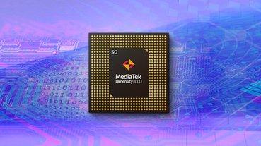 聯發科最新中高階晶片天璣 800U,5G+5G 雙卡雙待加速推進