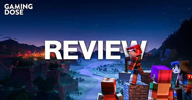 Review : Minecraft Dungeons เมื่อเกมยอดฮิตของโลก มาในรูปแบบใหม่ !