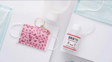 最新「防疫生活3D造型悠遊卡」開放預購!疫情必備「口罩+酒精」化身悠遊卡,超高還原度太幽默