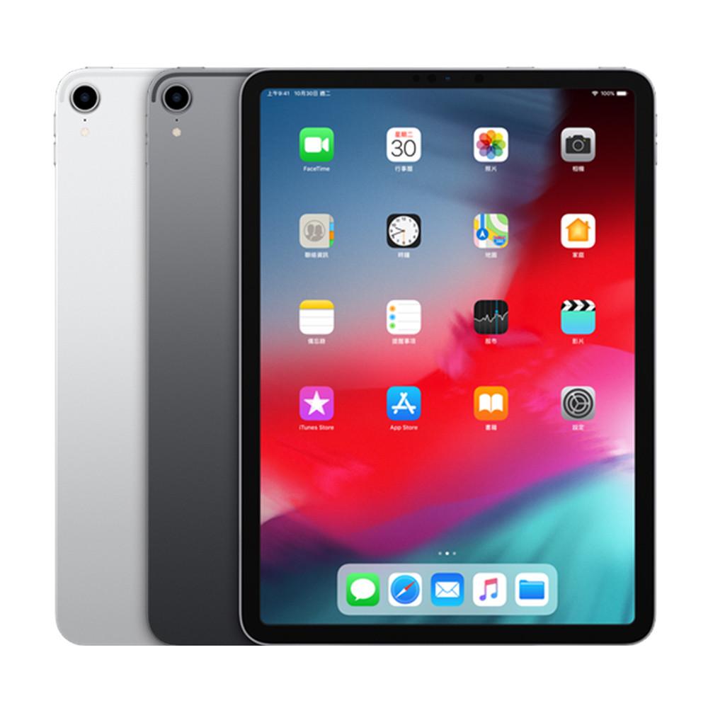 ■全新Liquid Retina顯示器、磁性設計 Apple iPad Pro 11吋(2018)(256G/WiFi版)配備11吋2,388 x 1,668 pixels解析度IPS觸控螢幕,支援T
