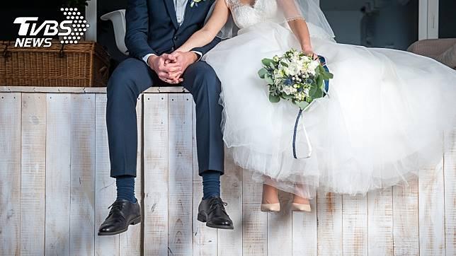 結婚對所有人來說都是人生的重要大事。(示意圖/TVBS)