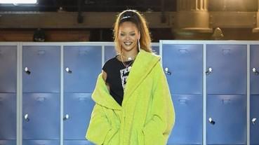 蕾哈娜壞女孩華麗時尚重返學院運動風 FENTY PUMA BY RIHANNA 邀你一起留校察看