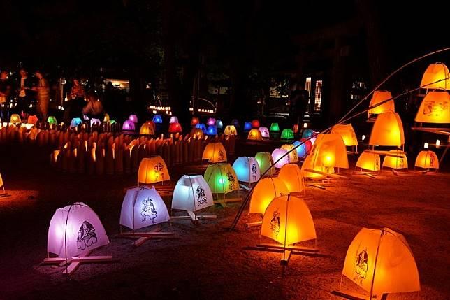 兵庫縣高砂市嘅高砂萬燈祭將會喺九月舉行。(互聯網)
