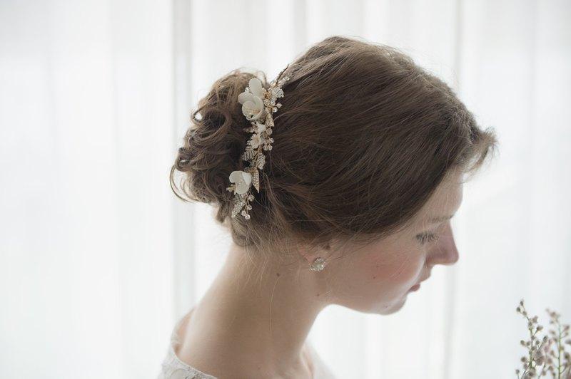 新娘飾品 髮飾 頭飾 飾物 髮夾