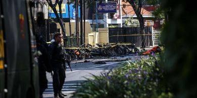 Korban Tewas Bom Surabaya Jadi 10 Orang dan 41 Lainnya Terluka