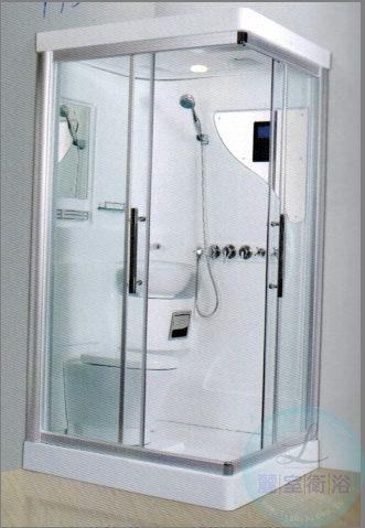 【麗室衛浴】包租公包租婆最愛.豪華整體浴室 適合遊艇.貨櫃屋.露營車等 AT-D0217