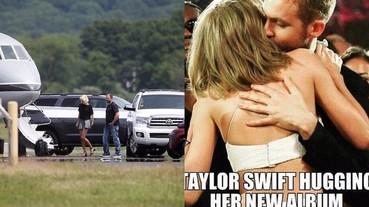 泰勒絲與湯姆希德斯頓再一同現身 網友瘋狂改圖惡搞 Taylor 精彩情史!