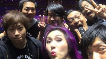 余文樂擔任五月天演唱會嘉賓 真的志明與春嬌出現演出讓歌迷都瘋狂了!