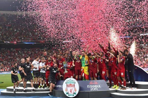 Adrian Antar Liverpool Juara Piala Super Eropa