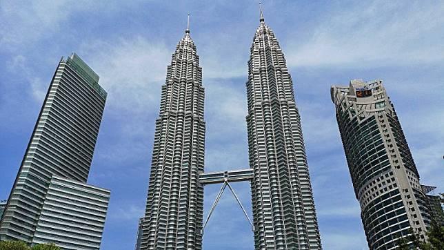 吉隆坡有雙子塔等著名旅遊地標。(互聯網)