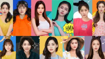 韓國推出世界第一個 AI 女團 網友:怕.jpg