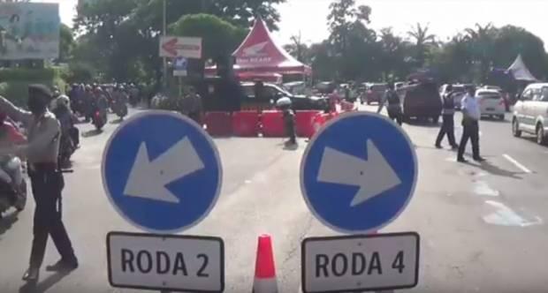 Jangan Coba-coba Mudik ke Surabaya, Ini Sanksi yang Menanti