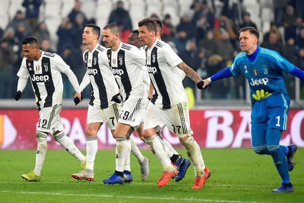 Juventus Diyakini Menolak Scudetto Jika Liga Italia 2019-2020 Dihentikan