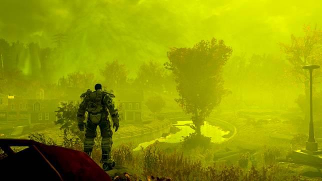 ผู้เล่น Fallout 76 ค้นพบห้องลับที่มี NPC มนุษย์ซ่อนอยู่ในเกม