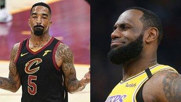 即刻救援?!Avery Bradley 確定不參與 NBA 復賽,驚傳湖人打算找 JR Smith 頂替上陣!